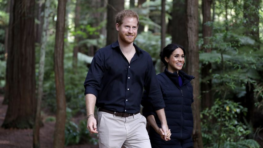 Gegen Royal-Regeln: Wie Meghan ihr Kind erziehen möchte!
