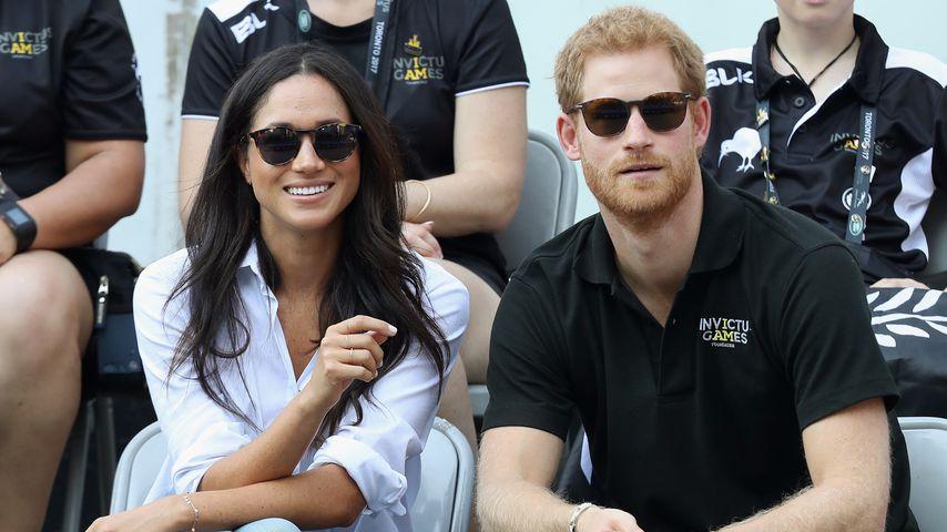 Für Meghan Markles Karriere: Zieht Prinz Harry in die USA?