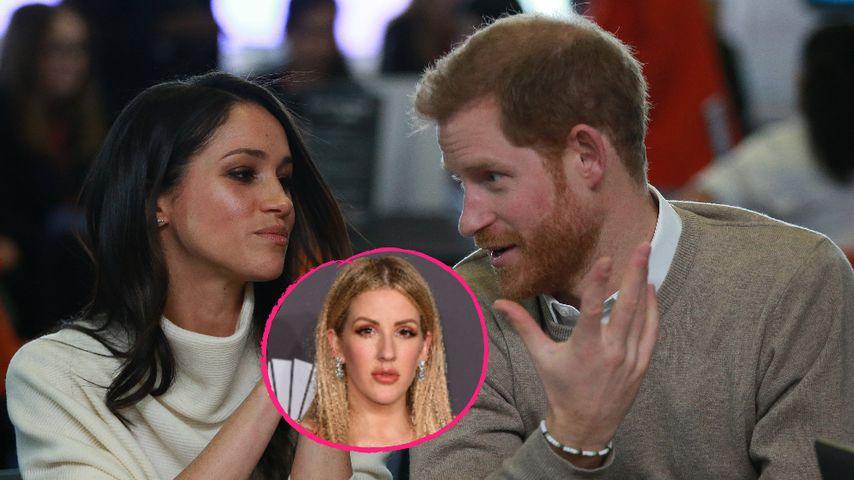 Prinz Harrys Hochzeit: Diese Promi-Ex soll auch dabei sein!