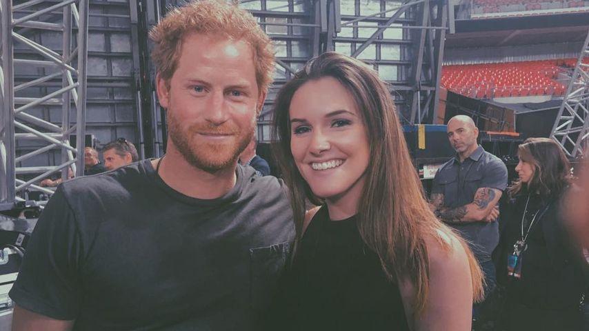 Wirbel um Prinz Harry: Hat er etwa eine neue Freundin?