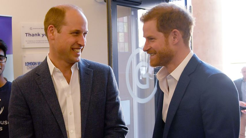 Kniefall: So machte Prinz Harry William Trauzeugen-Antrag?