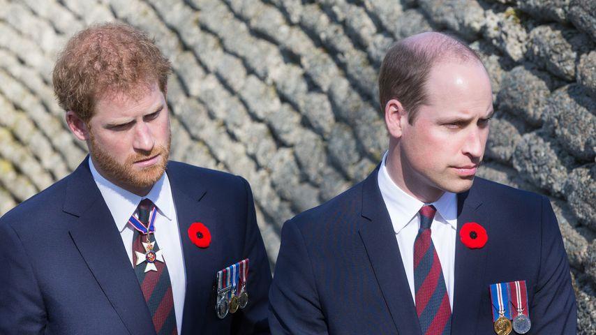 Wegen Harrys Hochzeit: Prinz William verpasst Fußball-Spiel