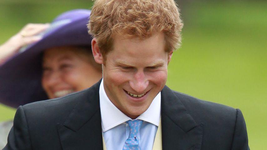 Prinz Harry erstmals offiziell in Down Under