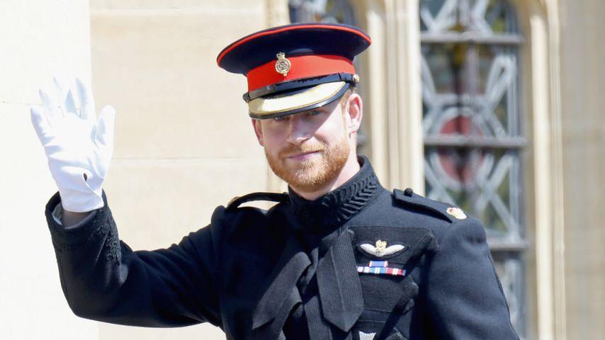 In Hochzeitsrede: Prinz Harry spricht über Markle-Skandale