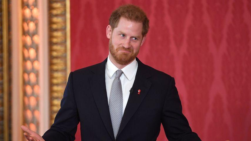 Niederlage: Harrys Klage gegen UK-Zeitung wurde abgewiesen