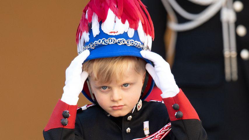 Prinz Jacques im November 2020