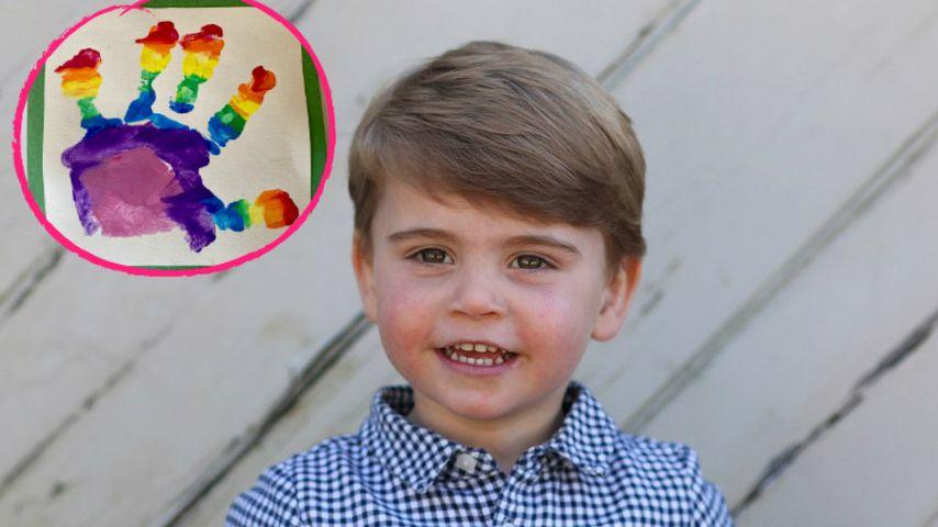 Geburtstagsfotos von Louis: Dieses Detail macht stutzig!