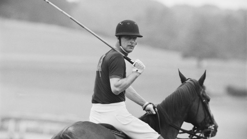 Rudern, Reiten, Fliegen: So sportbegeistert war Prinz Philip