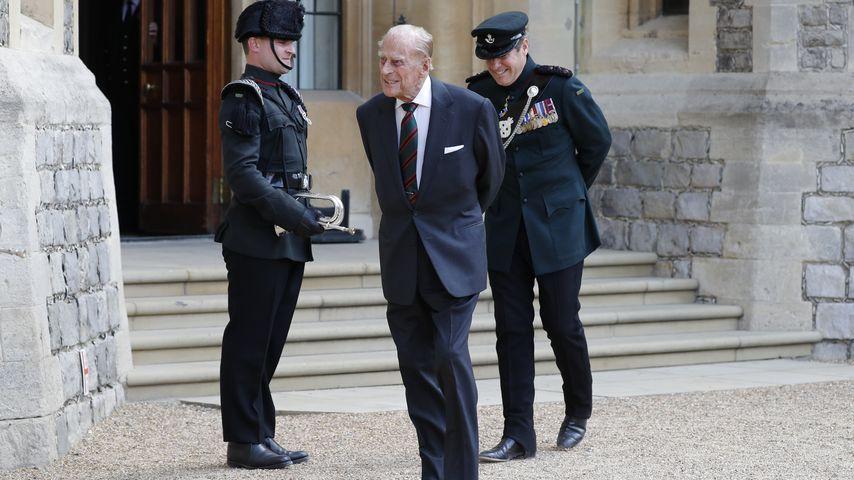 Prinz Philip im Juli 2020 in Windsor, England