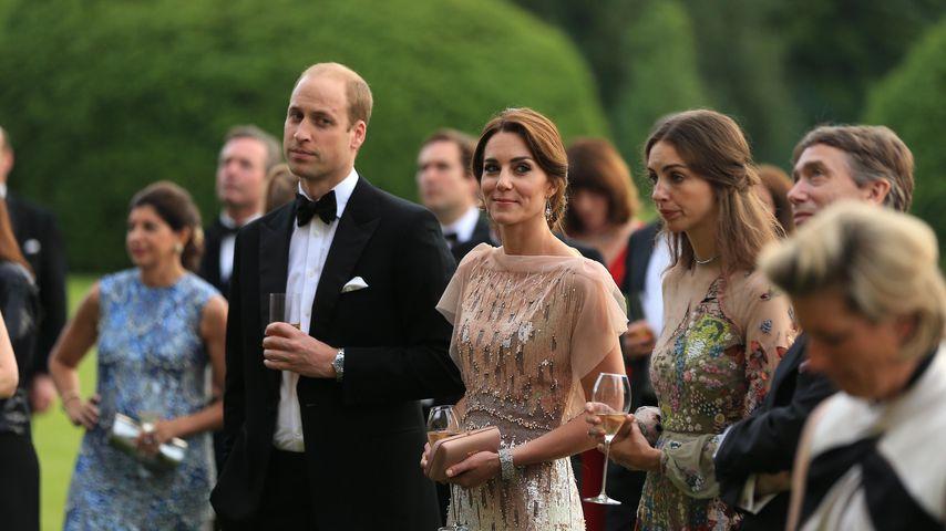 Prinz Williams angebliche Affäre: Wer ist Rose Hanbury?