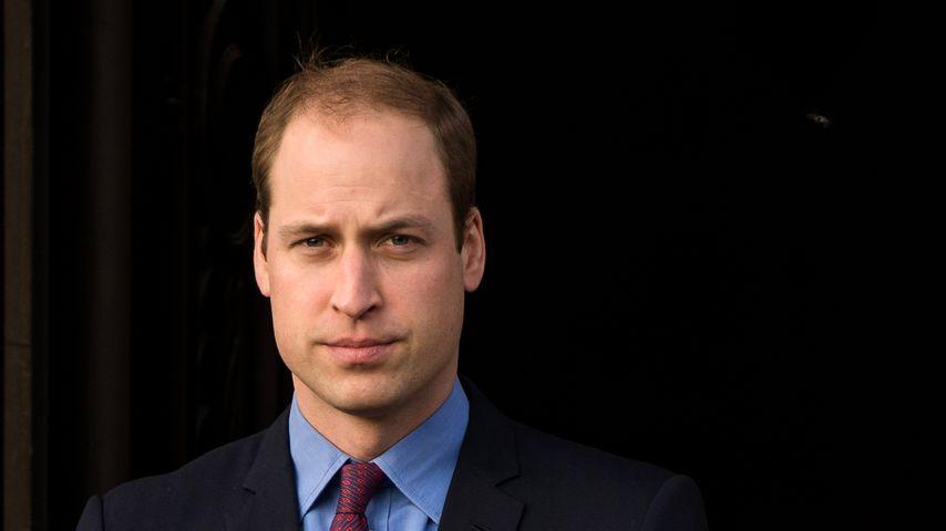 Prinz William offen: Seine Kids machen beim Essen Probleme