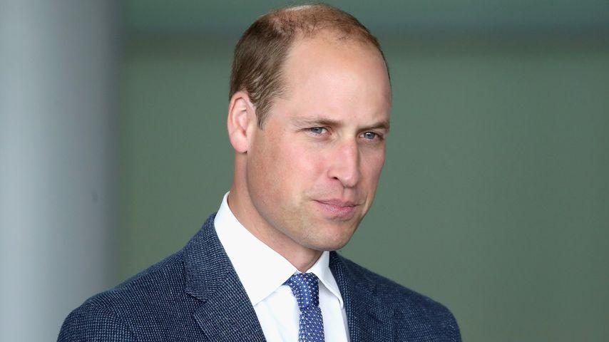 Einbruch in Georges Schule: So reagierte Prinz William!