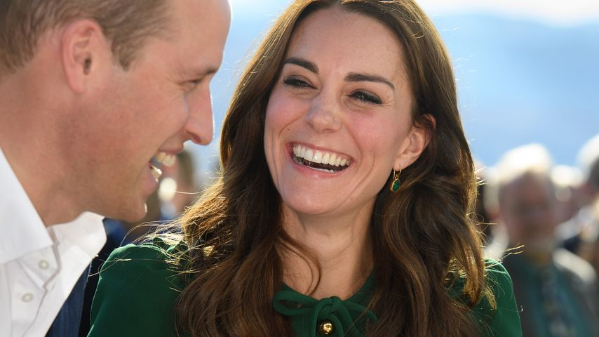 "Prinz William und Herzogin Kate beim ""Taste of BC""-Event in Kanada"