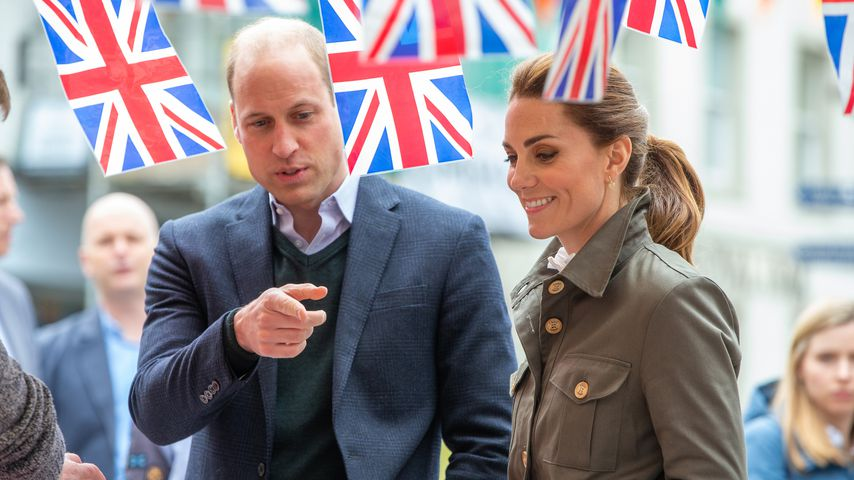 Prinz William und Herzogin Kate im Juni 2019 in Keswick