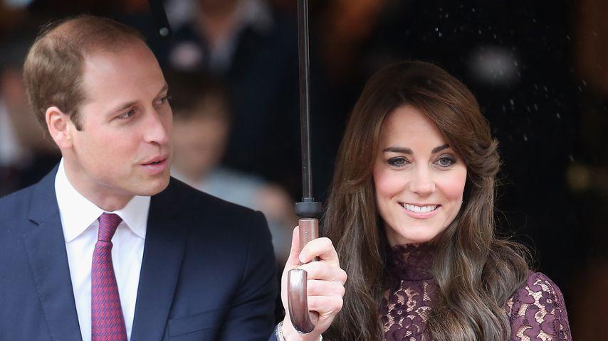 Vor Hochzeit: Kate musste William häufiger zurechtweisen!