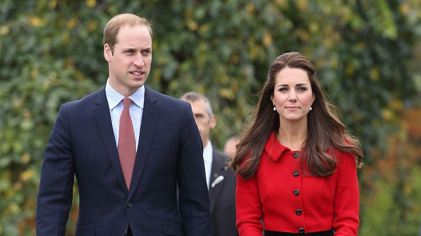 Prinz William und Herzogin Kate in Christchurch, 2019