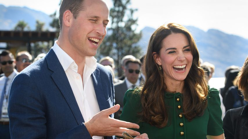 "Prinz William und Herzogin Kate beim ""Taste of BC""-Event in British Columbia, Kanada"