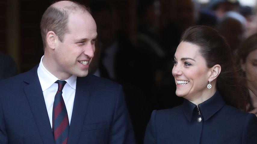 Wegen Ferien: William und Kate planen Auszeit mit den Kids