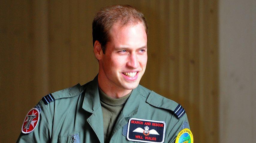 Prinz William gönnt sich zwei Wochen Vaterschaftsurlaub