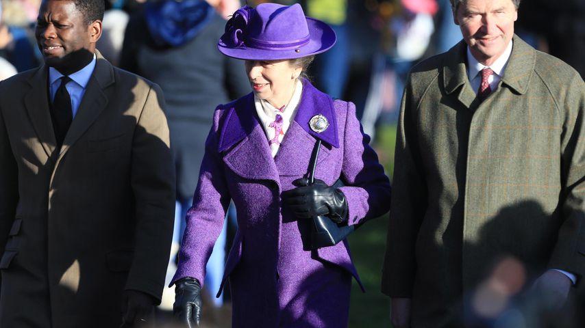 Prinzessin Anne im Dezember 2019