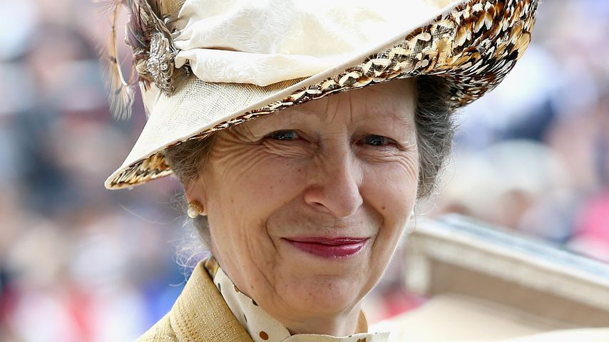 Prinzessin Anne im Juni 2015