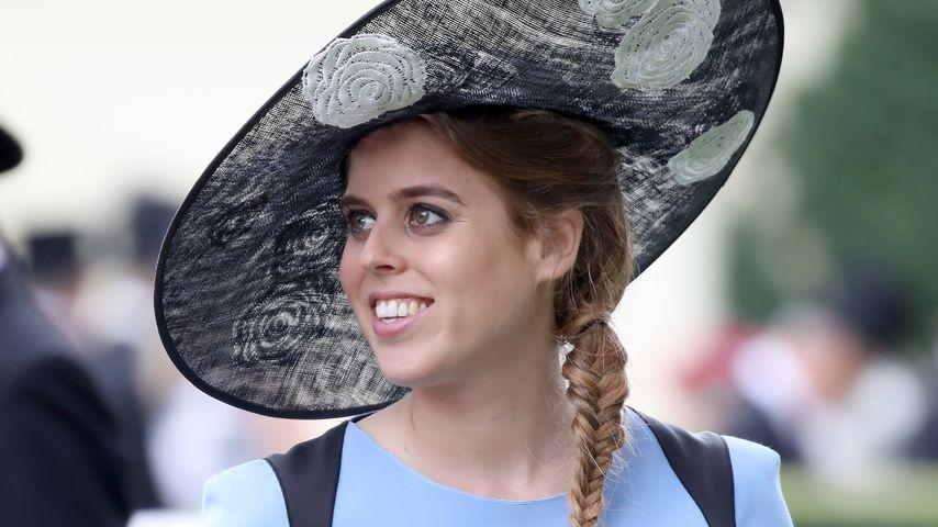 Prinzessin Beatrice im Juni 2017 in Ascot