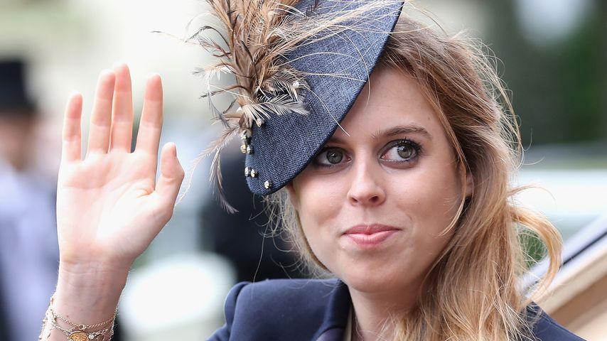 Prinzessin Beatrice beim Royal Ascot 2016