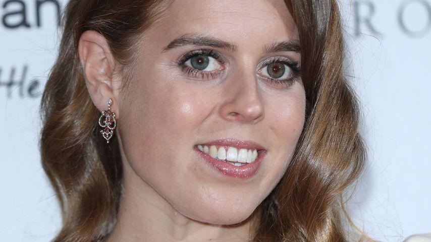 Superselten: Prinzessin Beatrice spricht über Stiefsohn