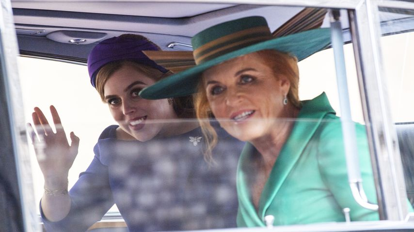 Prinzessin Beatrice und Herzogin Sarah Ferguson