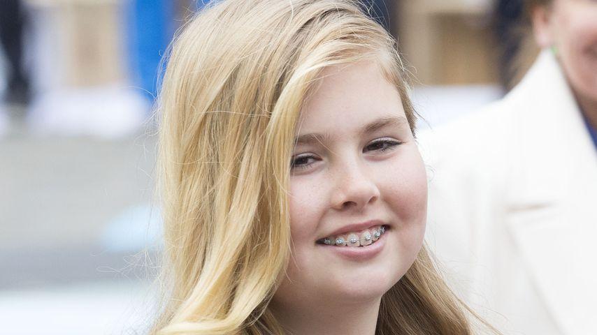 Prinzessin Catharina-Amalia Beatrix Carmen Victoria beim niederländischen Königstag 2016