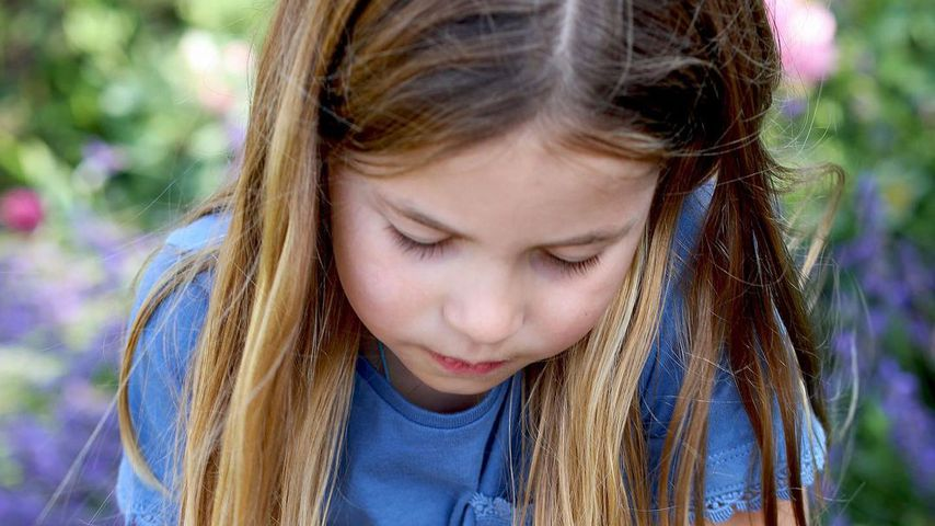 Prinzessin Charlotte im August 2021