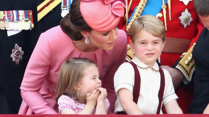 Schon zu groß: Prinz George spielt nicht mehr mit Charlotte!