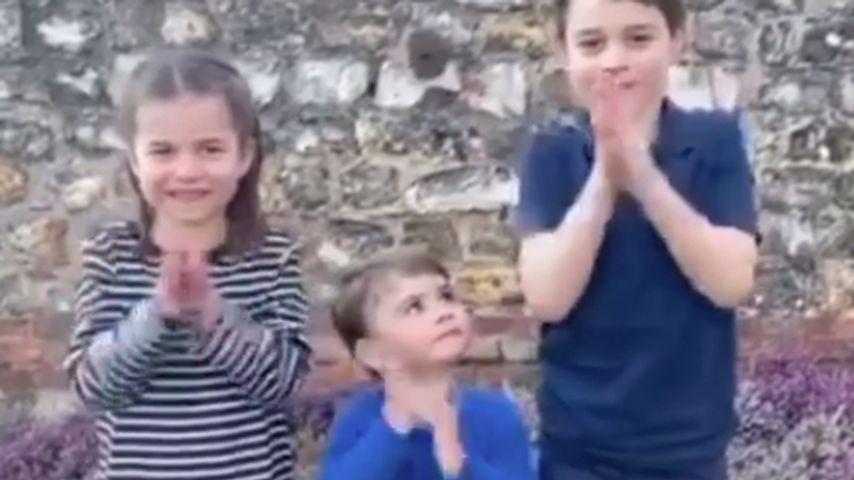 Schon so groß: Die Royal-Kids begeistern mit neuem Video