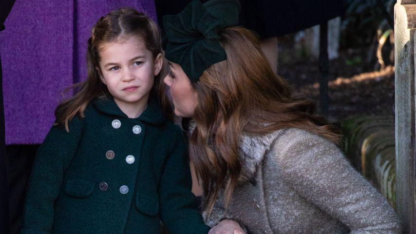 Prinzessin Charlotte und Herzogin Meghan, Weihnachten 2019