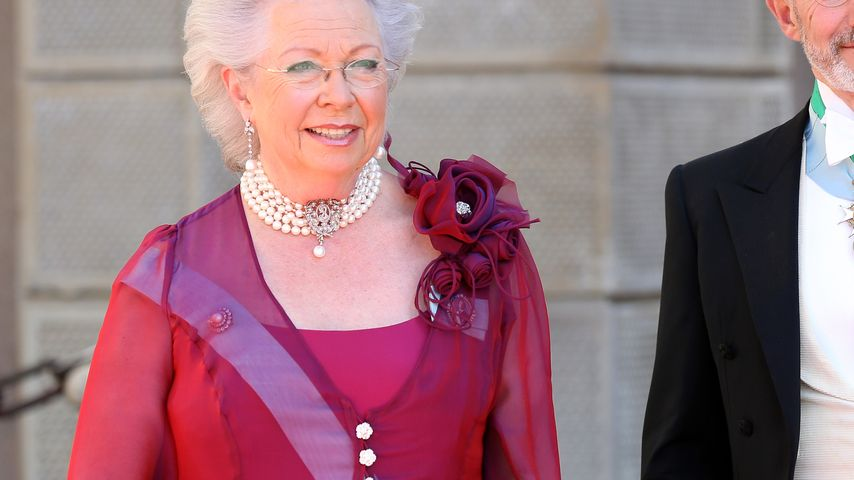 Prinzessin Christina von Schweden in Stockholm