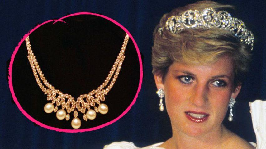 10 Mio. Pfund: Lady Dianas Schmuck jetzt unterm Hammer!