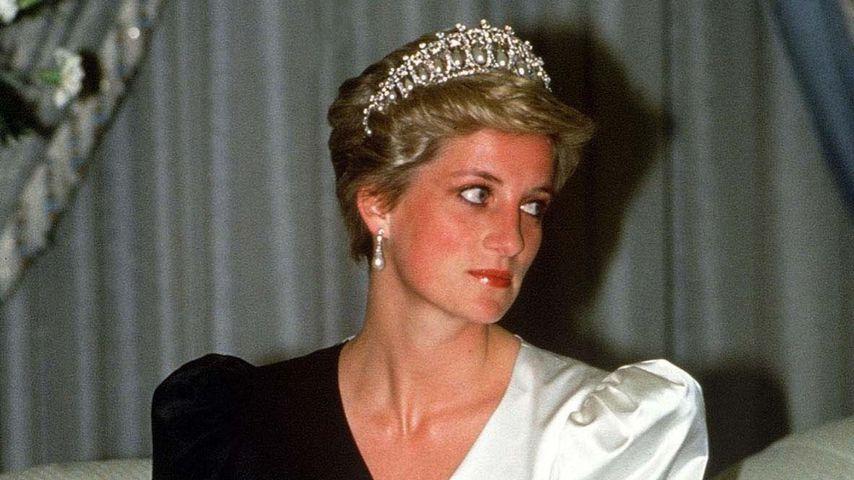 Prinzessin Diana in Saudi-Arabien