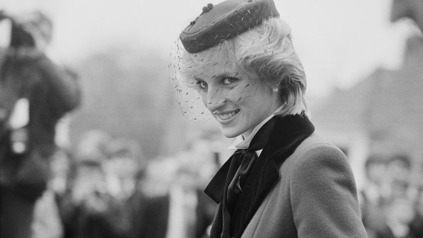 Prinzessin Diana 1983