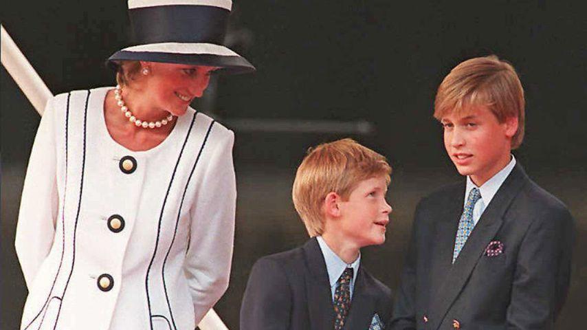 """Prinz William: """"Ich vermisse meine Mutter jeden Tag!"""""""