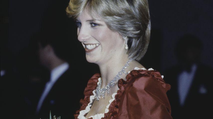 Prinzessin Diana 1997 in London