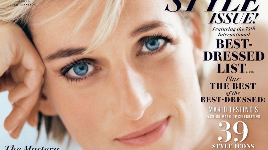 Prinzessin Diana, Vanity-Fair-Cover