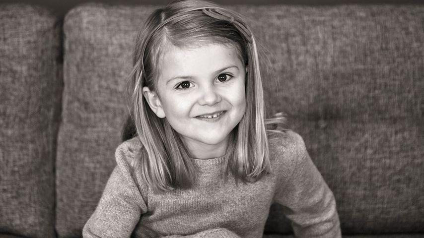 Ein Frechdachs wird 5: Prinzessin Estelle feiert Geburtstag!