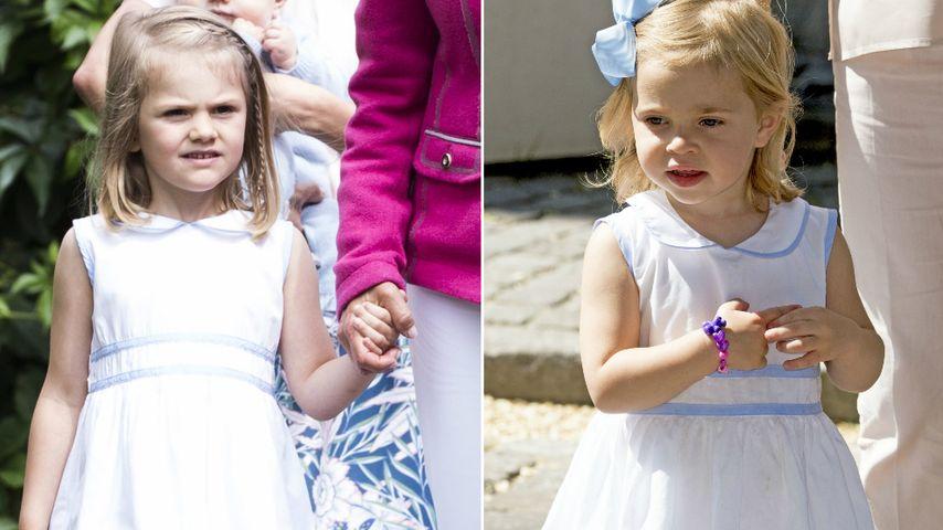 Prinzessin Estelle & Leonore: Zwei Cousinen, ein Kleid!