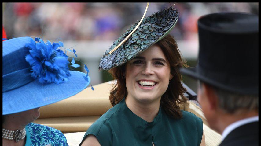 Prinzessin Eugenie am Royal Ascot Day, 2019