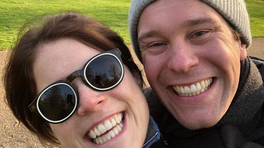 Prinzessin Eugenie und Jack Brooksbank im Mai 2019