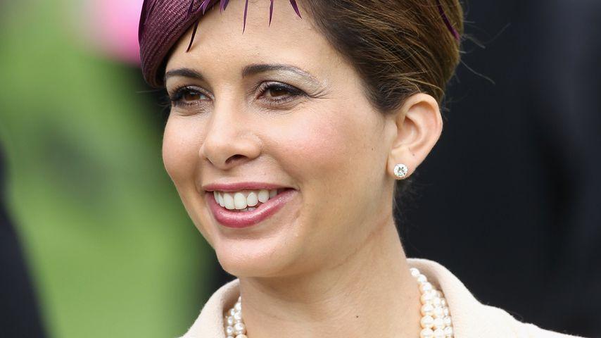 Prinzessin Haya, Juni 2014
