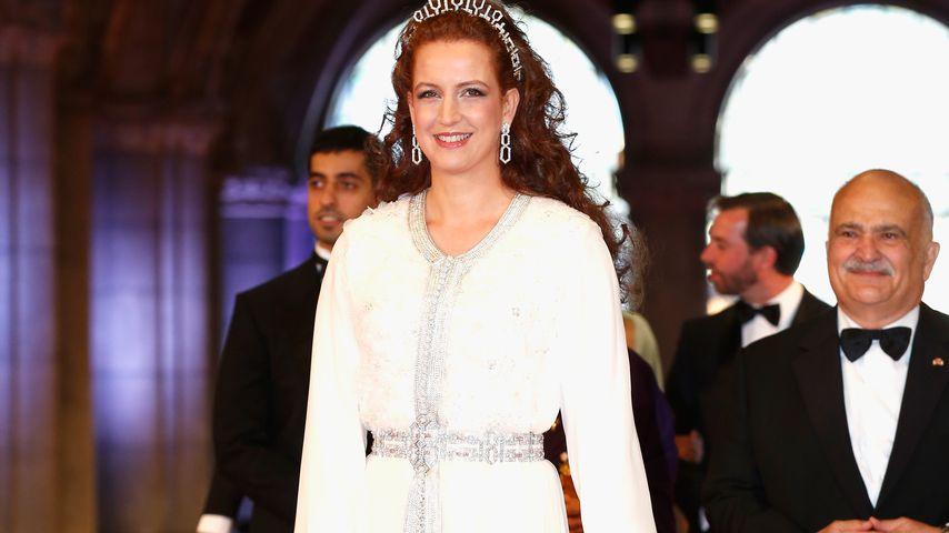 Prinzessin Lalla Salma bei einem Auftritt 2013 in Amsterdam