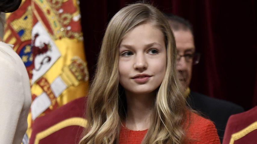 Prinzessin Leonor von Spanien im Februar 2020