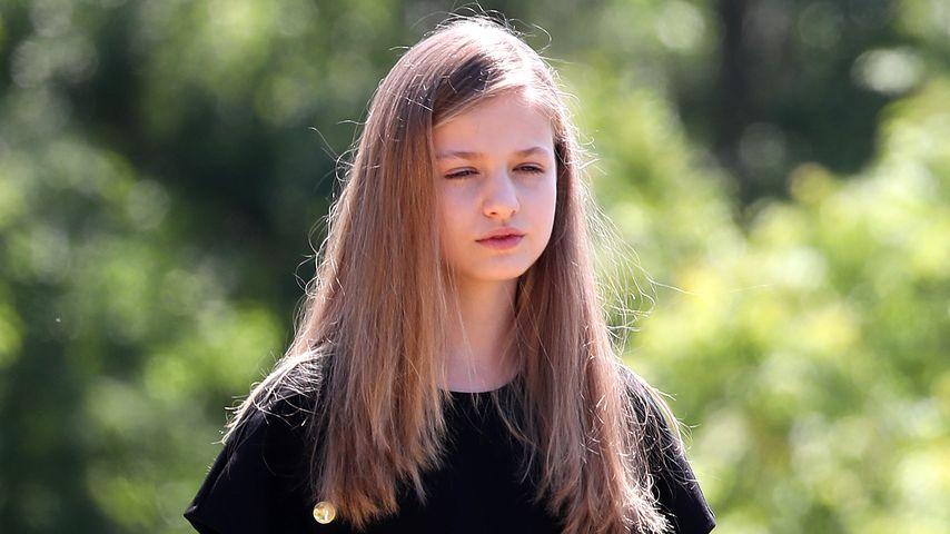 Prinzessin Leonor von Spanien in Madrid im Mai 2020
