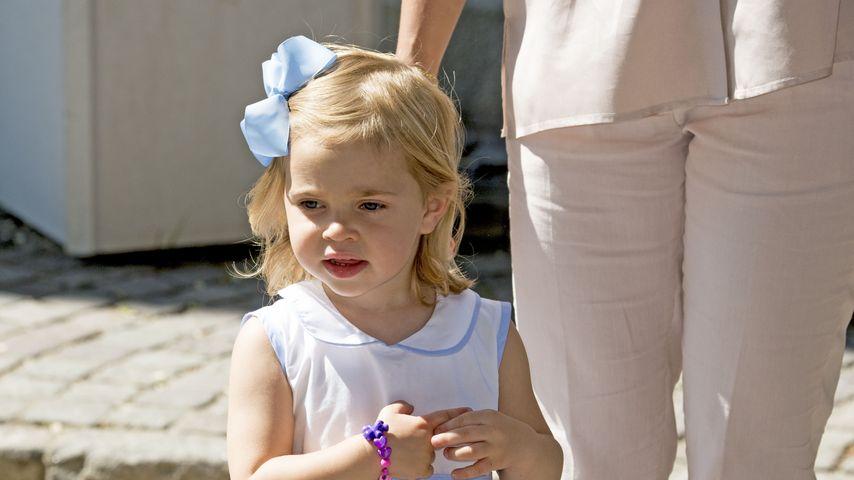 Prinzessin Leonore im schwedischen Gotland